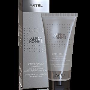 Estel крем-паста для волос матовая